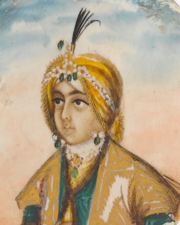 Maharaja Duleep Singh, c1845