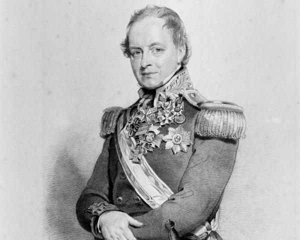 Lieutenant-General Viscount Hardinge, Governor General of India, c1846