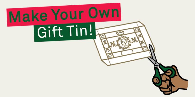 Make Your Own Gift Tin