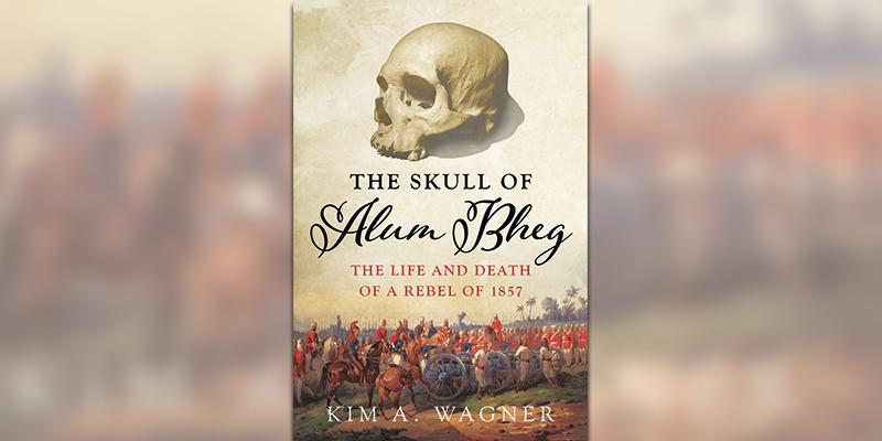 'The Skull of Alum Bheg' book cover