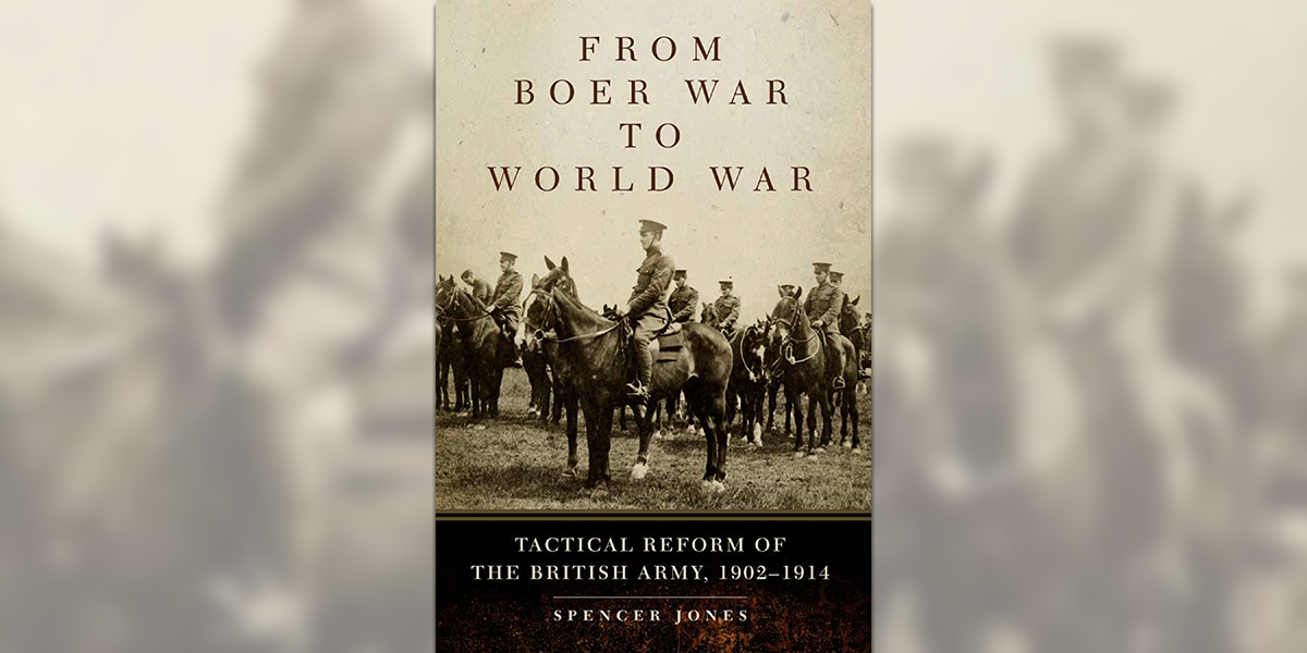 'From Boer War to World War' book cover