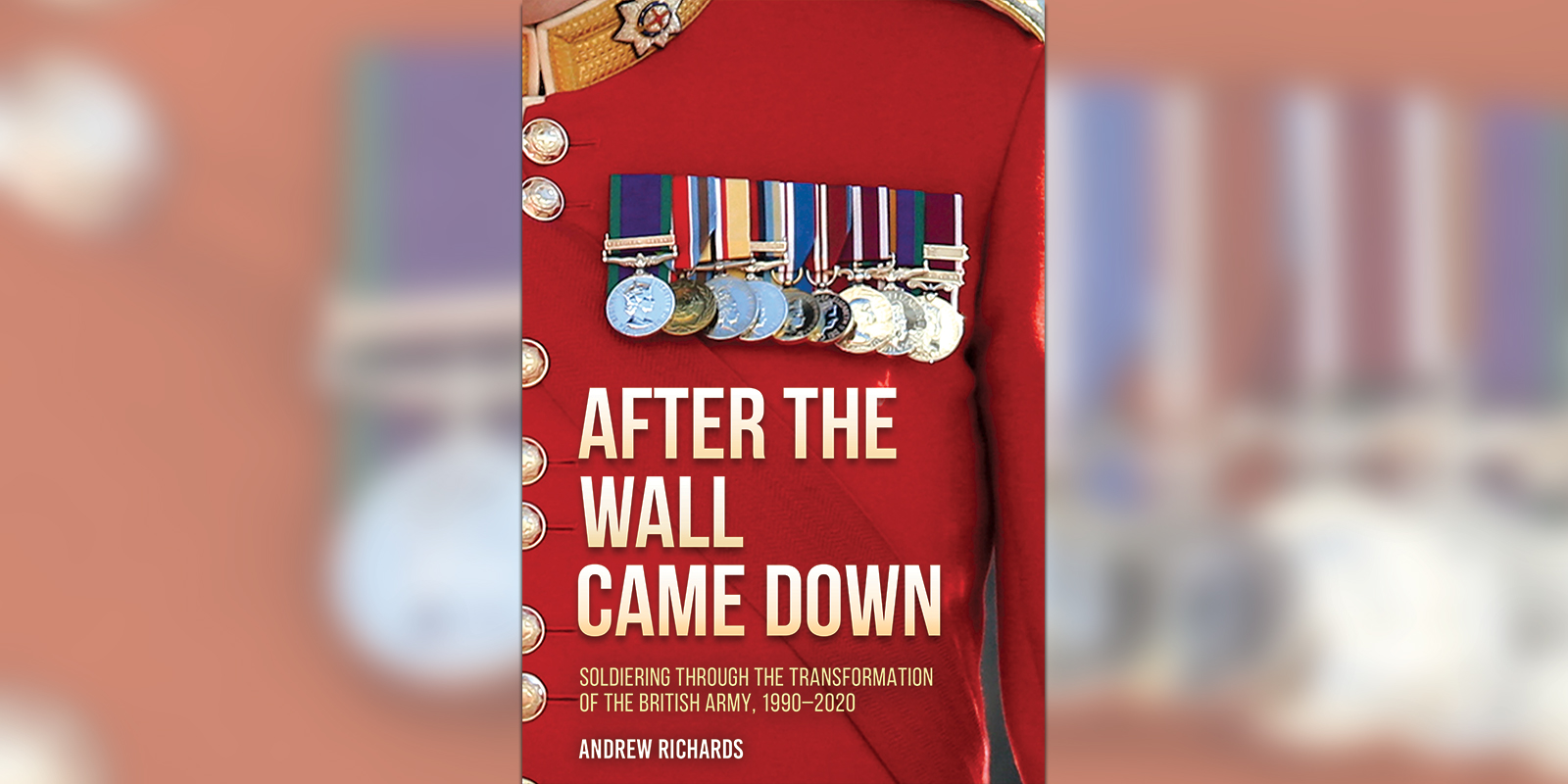 'After the Wall Came Down' book cover