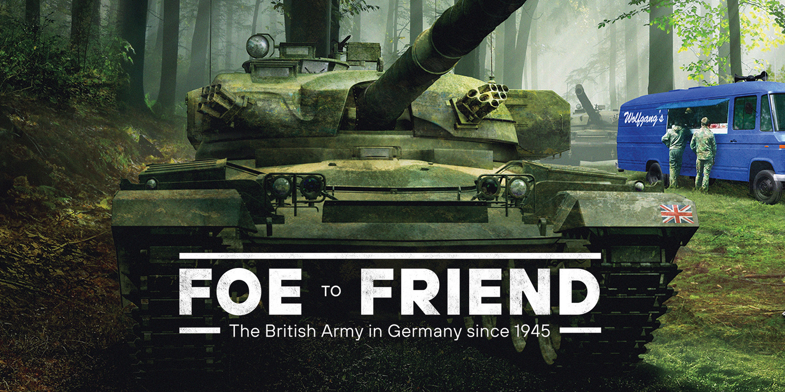 Foe to Friend: The British Army in Germany since 1945