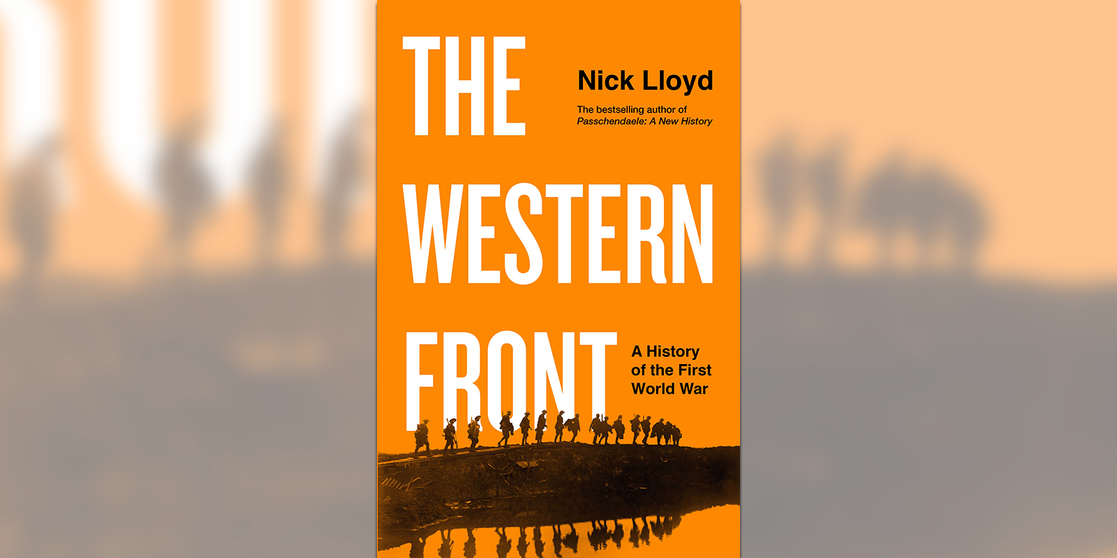 'The Western Front' book cover