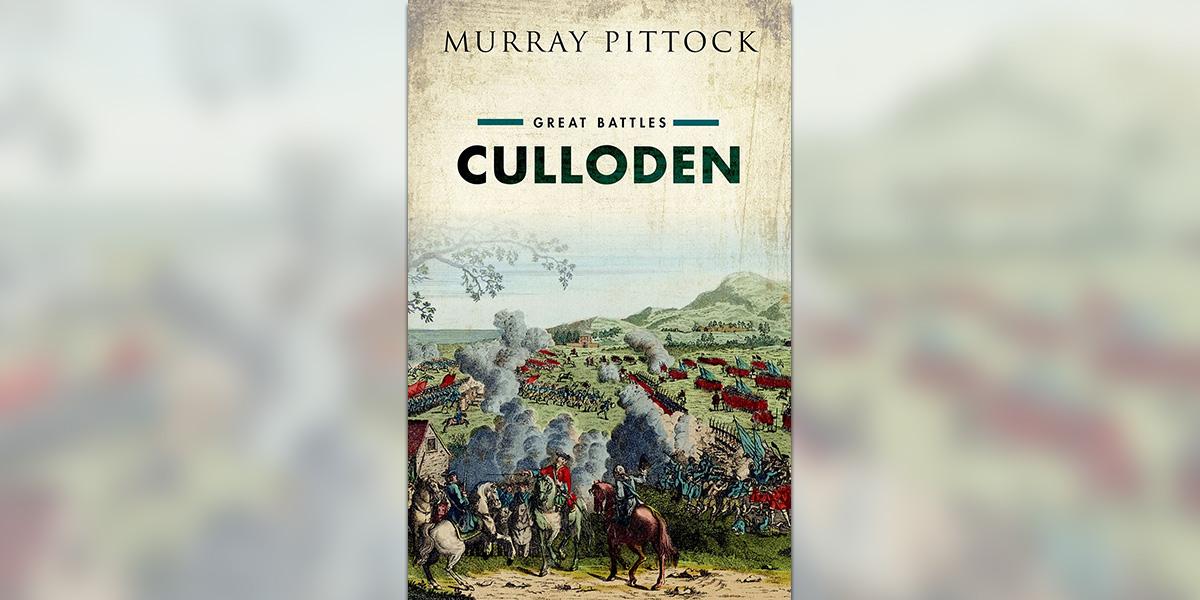 'Great Battles: Culloden' book cover