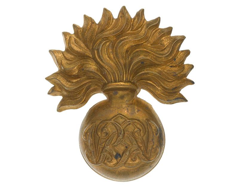 Cap badge, Grenadier Guards, 1896-1902