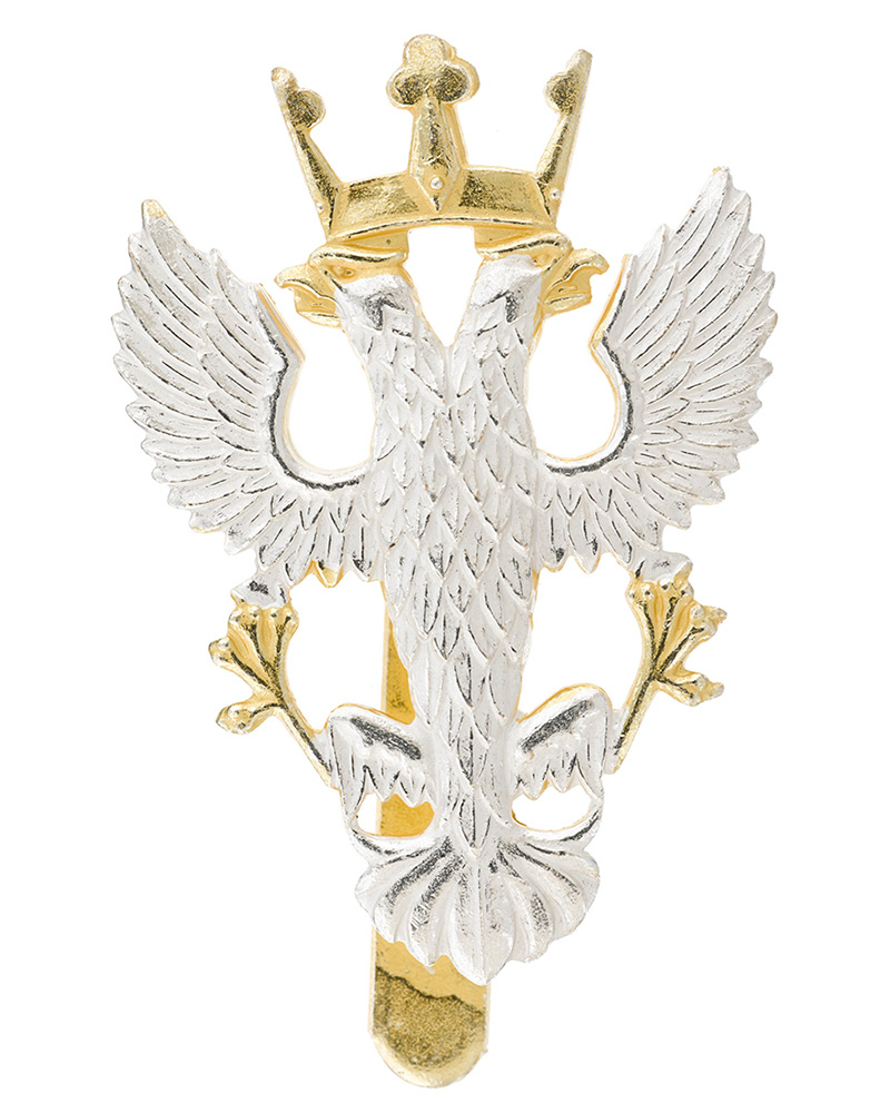 Cap badge, other ranks, The Mercian Regiment, 2010