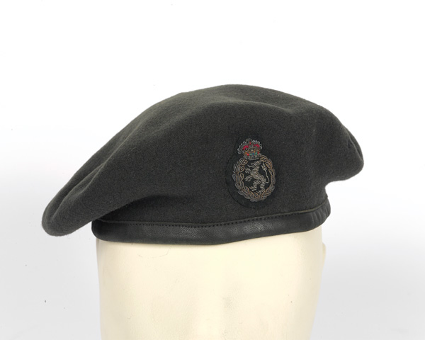 Beret, Women's Royal Army Corps, c1955