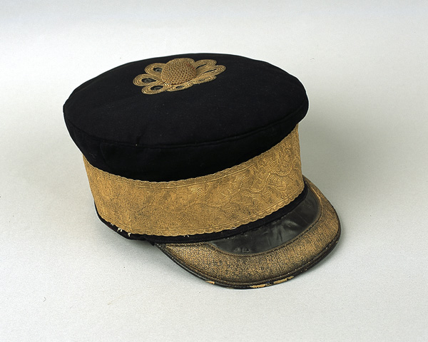 Forage cap, Major Frederick Maude, 3rd (East Kent) Regiment of Foot, 1855