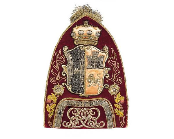18th century grenadier cap