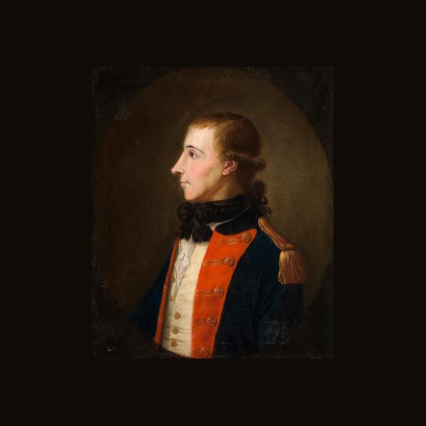 Portrait of Theobald Wolfe Tone (1763-98)