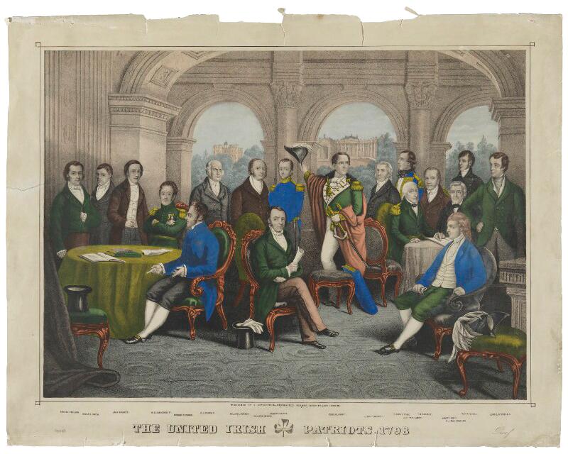 The United Irish Patriots of 1798