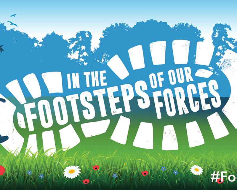 In the Footsteps of Our Forces