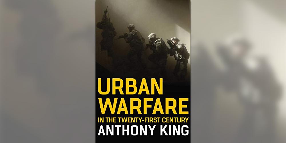 'Urban Warfare in the 21st Century' book cover