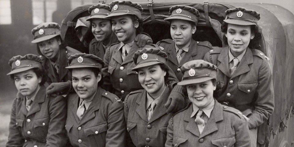 Women of the West Indies Auxiliary Territorial Service, c1944