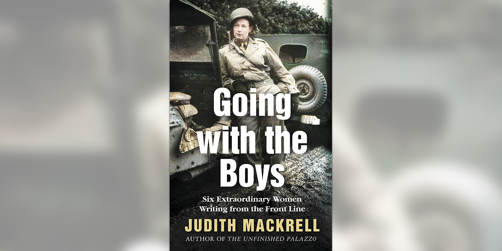 'Going with the Boys' book cover
