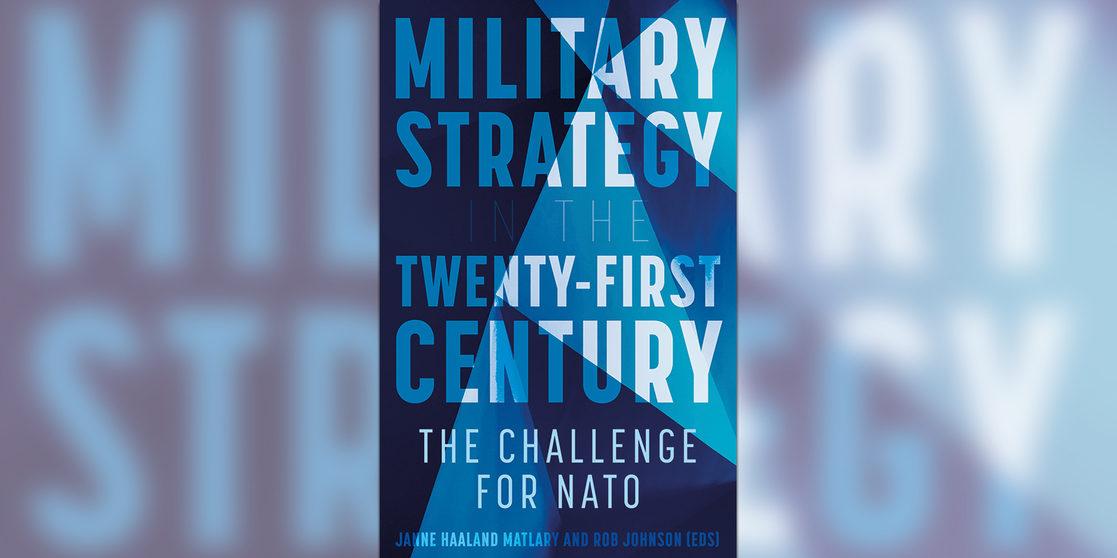 'Military Strategy in the 21st Century' book cover