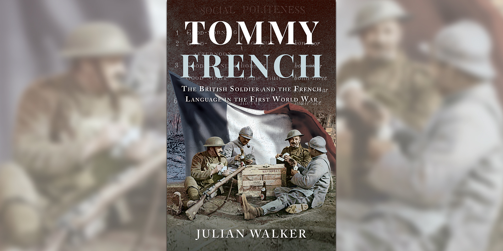 'Tommy French' book cover
