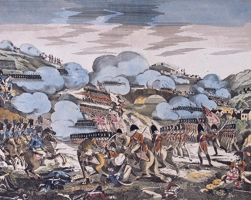 The Battle of Albuera, 1811
