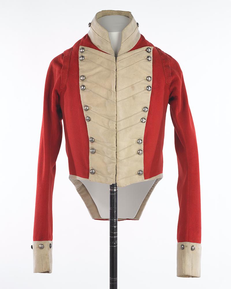 Coatee of General Sir William Napier, c1816