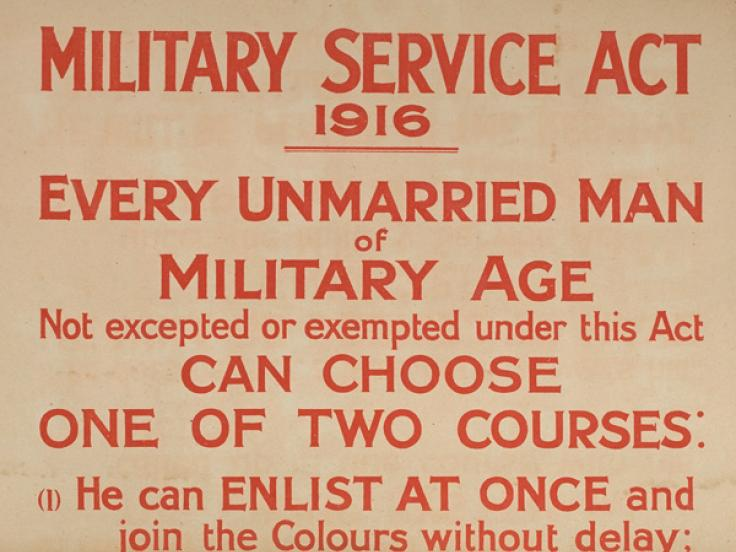 Military service act