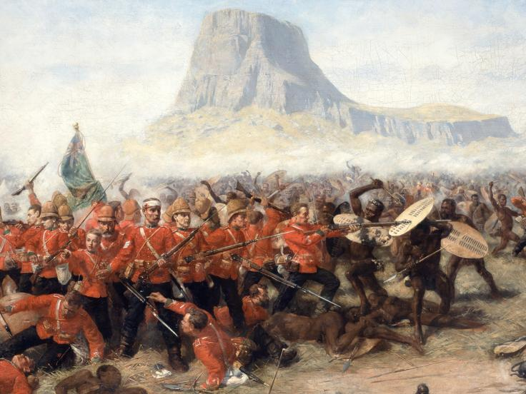Battle of Isandlwana, 1879