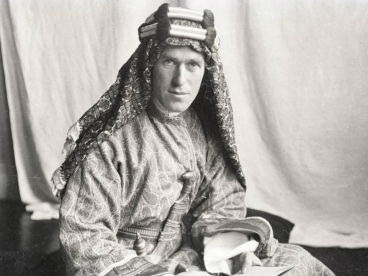 Lawrence of Arabia, 1919