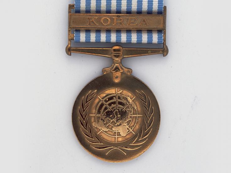 United Nations Korean War Medal