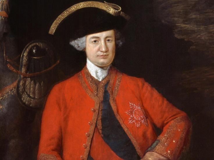 Major-General Robert Clive, c1764