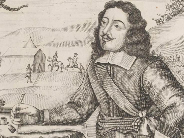 Edward Walker: Eyewitness to civil war