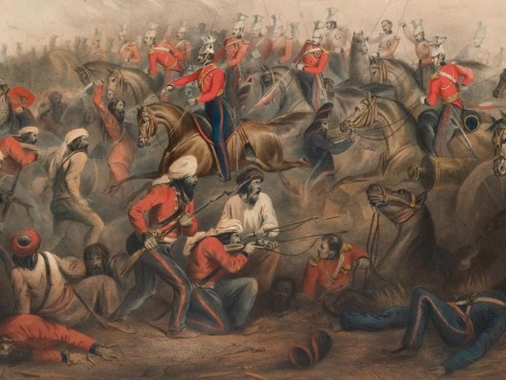 Battle of Aliwal, 1846