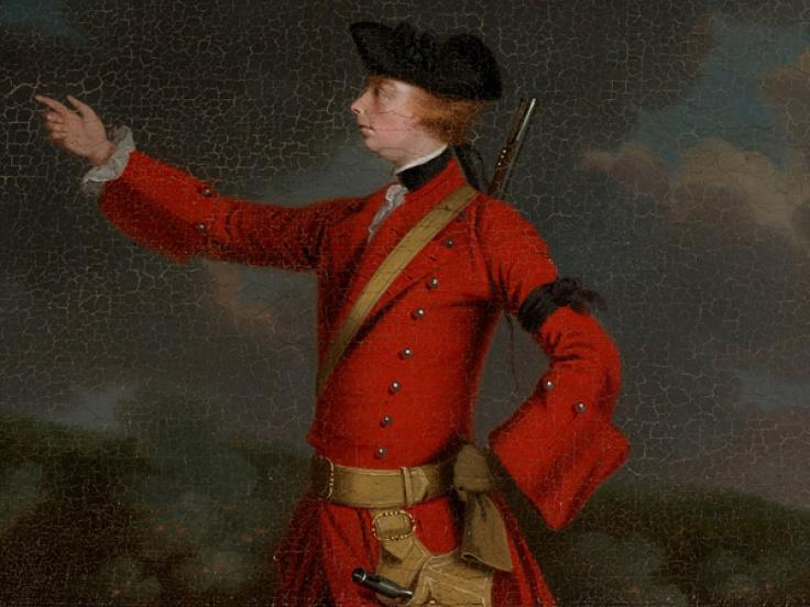 Major-General James Wolfe, 1759