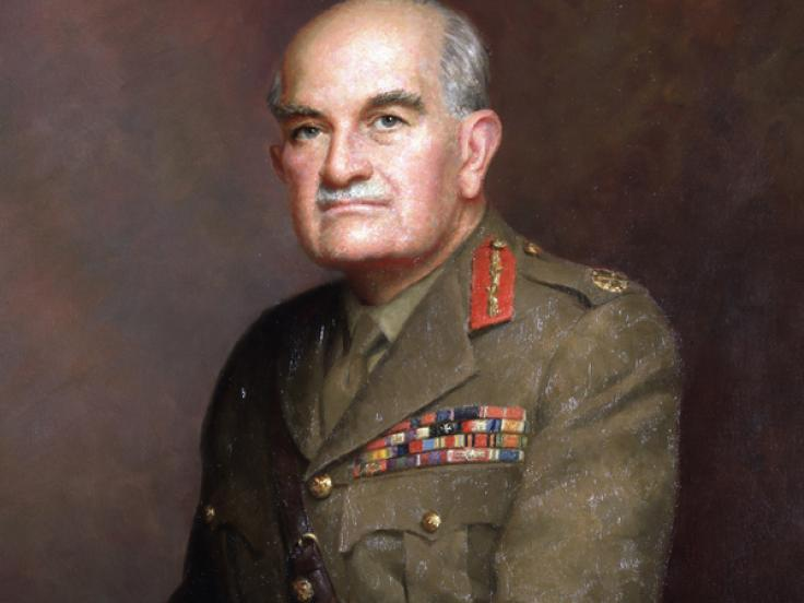 Field Marshal Viscount Slim, 1967