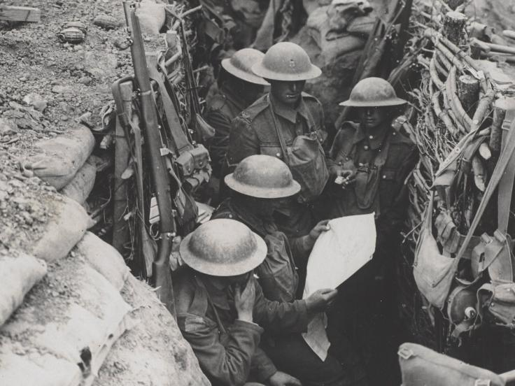 The British Army and the End of the First World War