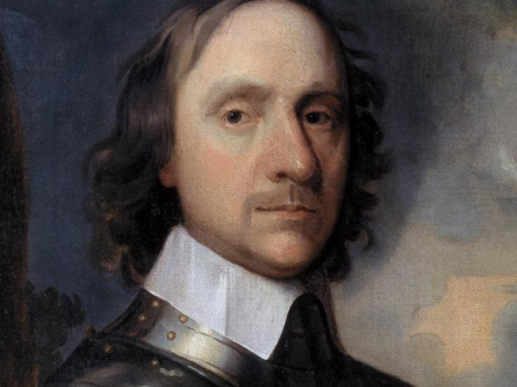 Oliver Cromwell, c1653
