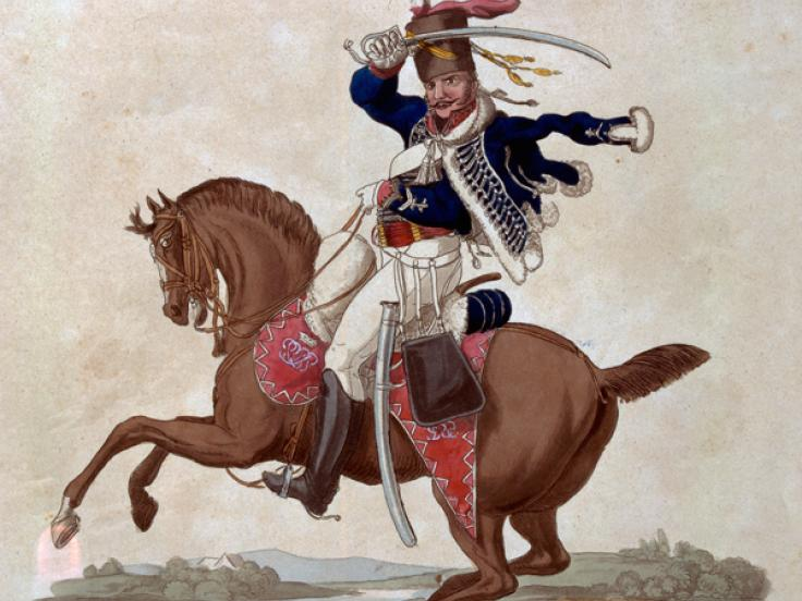 10th (Prince of Wales's Own) Royal Hussars, 1812