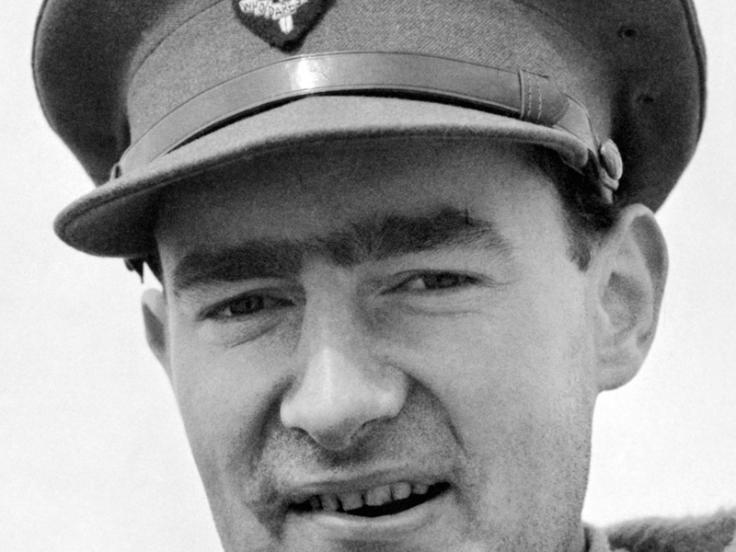 Major David Stirling, c1942
