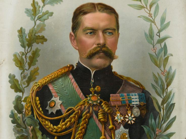 General Herbert Kitchener, 1899