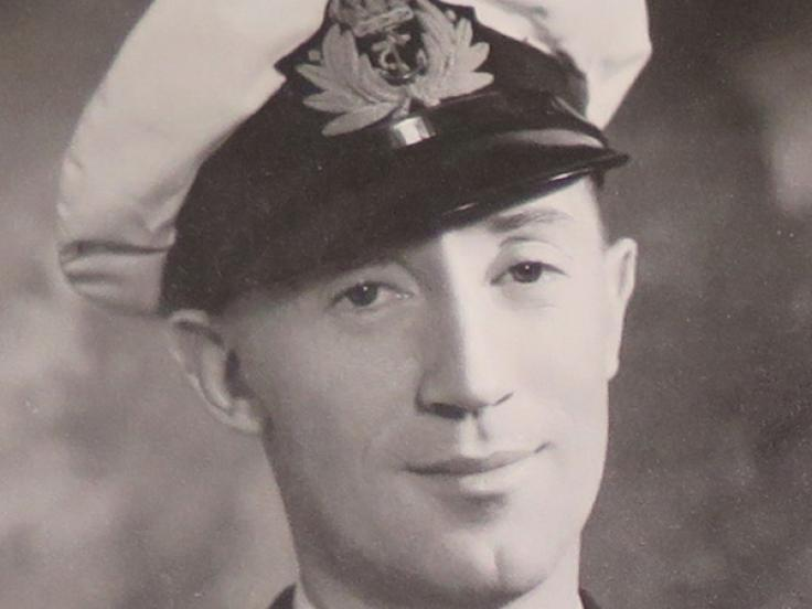Captain Nigel Clogstoun-Willmott, c1944