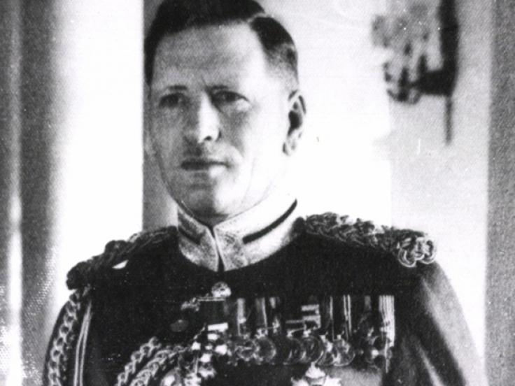 Field Marshal Auchinleck, c1947
