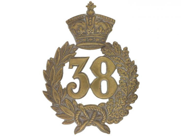 38th (1st Staffordshire) Regiment of Foot
