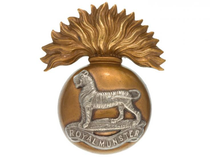 The Royal Munster Fusiliers