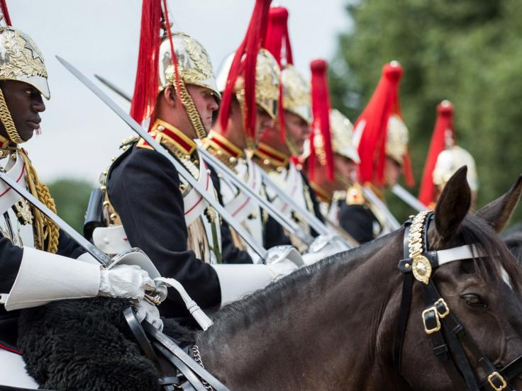 Her Majesty's Cavalry