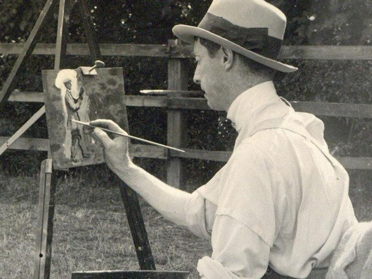 'This whimsical and gallant soul': Sir Alfred Munnings and the First World War