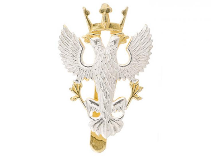 Other ranks' cap badge, The Mercian Regiment, 2010