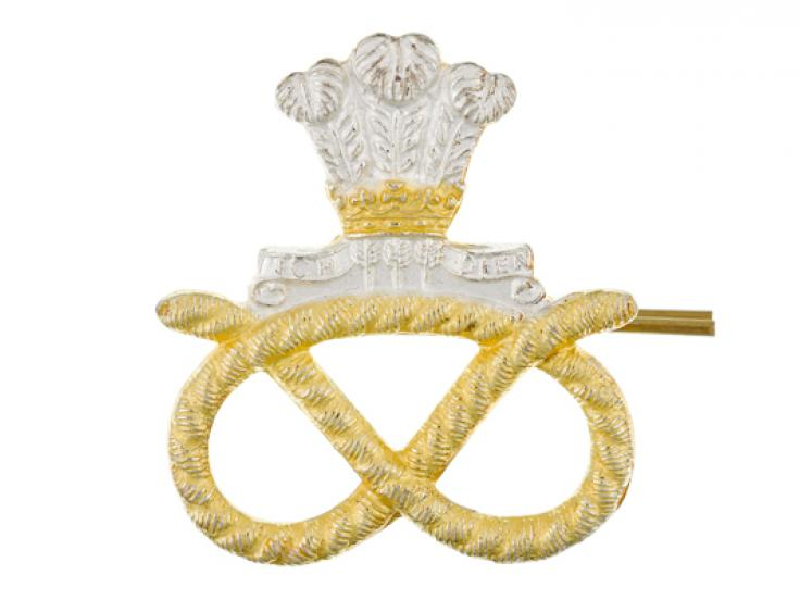 Cap badge, The Staffordshire Regiment (Prince of Wales's), c1990