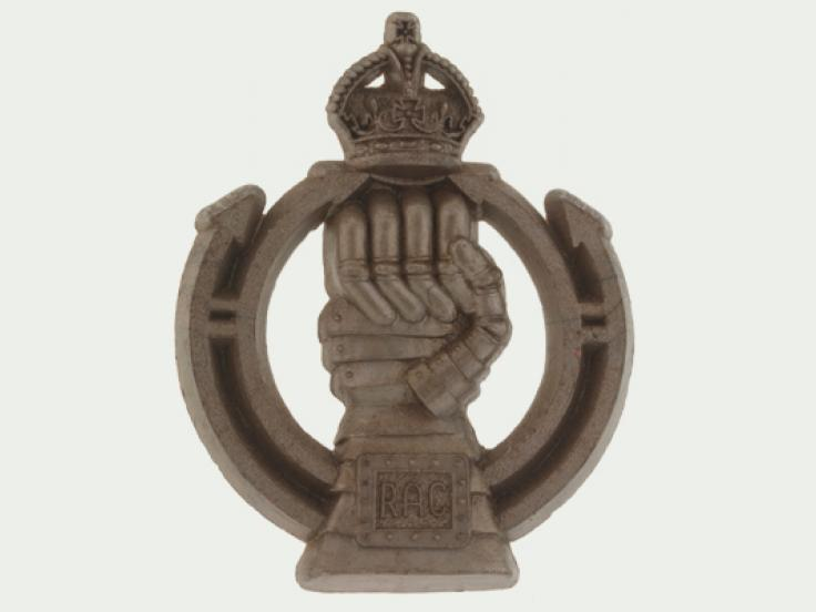 Make your own cap badge