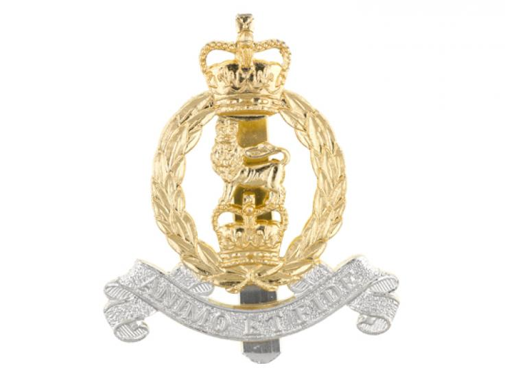 Cap badge, Adjutant General's Corps, c1992