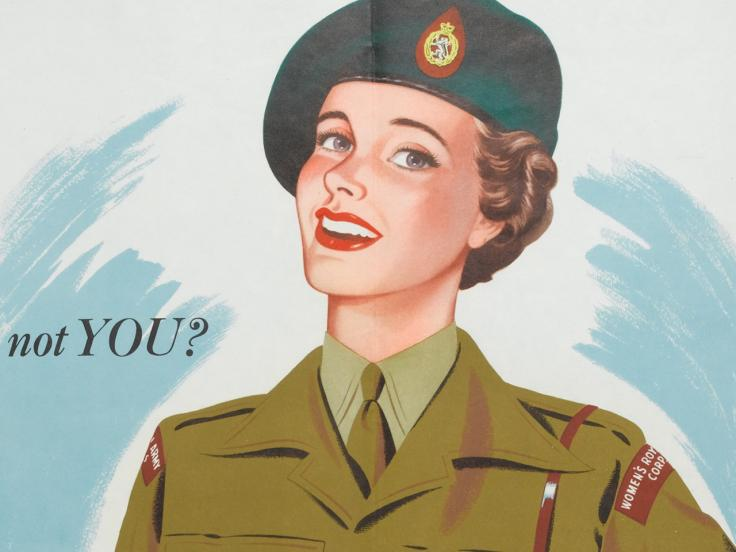 Rise of the Lionesses: 70 years of the Women's Royal Army Corps