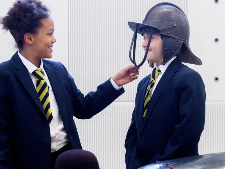 British Civil Wars: Technology and tactics